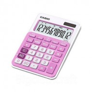 Casio MS-20NC Mini Desktop Calculator Pink