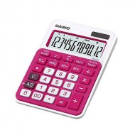 Casio MS-20NC Mini Desktop Calculator Red