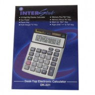 Nexx DK-221 12 Digit Desktop Calculator