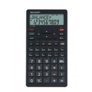 Sharp EL-738 12 Digit Financial Calculator