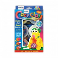 Bostik Art & Craft Crazy Clay