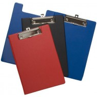A4 Clipboard Folder Red