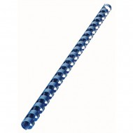 Foska 16mm Comb Binder Blue