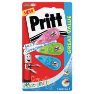 Pritt Micro Correction Tape 3 x 6m