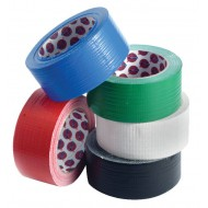 Sicad Duct Tape 48mm x 25m Black