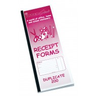 Nexx Duplicate Cash Receipt Book