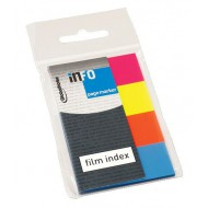 Info Note Page Marker Sheet Film 4 x 40 Sheets