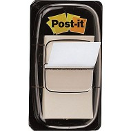 Post It Flags White