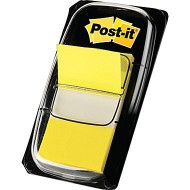 Post It Flags Yellow