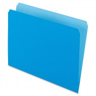 Nexx Scored & Punched Flat Files Blue
