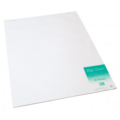 Palm Flip Chart Pad 30 Sheets