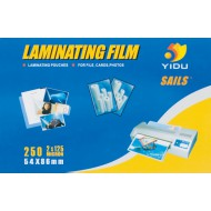 Nexx 54 x 86mm 250 Micron Laminating Pouch