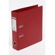 Bantex A4 Board Lever Arch File 70mm Red
