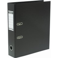 Bantex A4 PP Lever Arch File 70mm Black