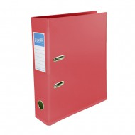 Bantex A4 PP Lever Arch File 70mm Red