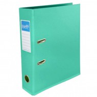 Bantex A4 PP Lever Arch File 70mm Turquoise