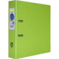 Bantex A4 PVC Lever Arch File 70mm Lime Green
