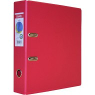 Bantex A4 PVC Lever Arch File 70mm Red