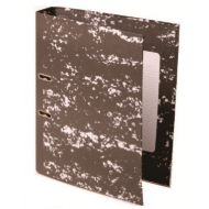 Files A4 Mottled Board Lever Arch File 40mm