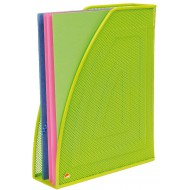 Alba Mesh Magazine Holder Green