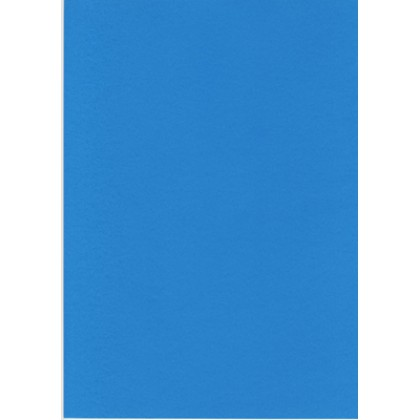 A4 160gsm Bright Board Single Sheet Blue