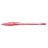 Pilot BP-S Medium Point Pen Pink