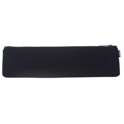 Bag It Nylon Pencil Bag 33cm Black