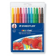 Staedtler Retractable Wax Crayons 12's