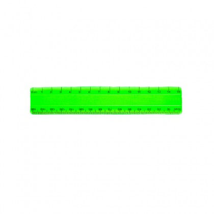 Nexx 15cm Ruler Assorted Colours
