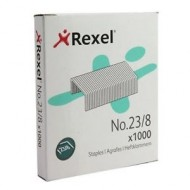 Rexel 23/08 Staples (1000)