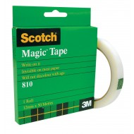 Scotch Magic Tape 12mm x 50m