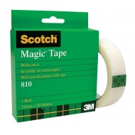 Scotch Magic Tape 24mm x 50m