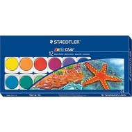 Staedtler Noris Club Watercolour Paint 12's