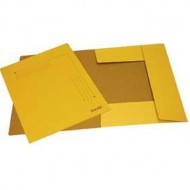 Bantex Smart Folder Yellow 10's