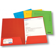 Bantex A4 Smart Document Folder Blue 10's
