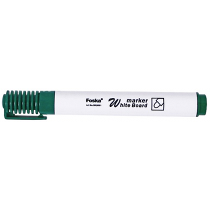 Foska Whiteboard Marker Green