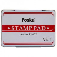 Foska Metal Stamp Pad 142 x 98mm