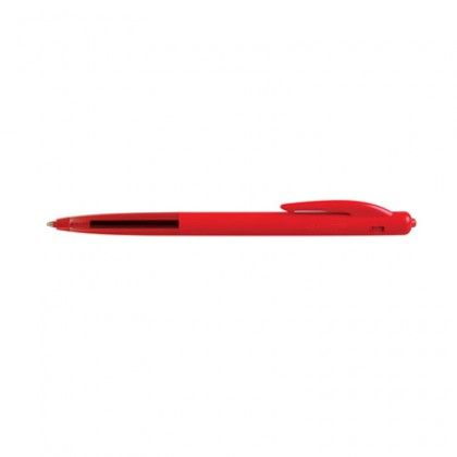 Bic Clic Medium Point Pen Red