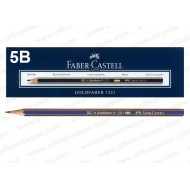 Faber-Castell Goldfaber Pencil 5B