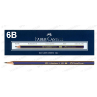 Faber-Castell Goldfaber Pencil 6B