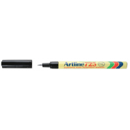 Artline EK725 Super Fine Permanent Marker Black
