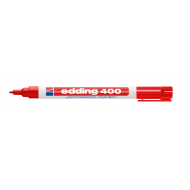 Edding 400 Permanent Marker Red