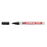 Edding 780 Extra Fine Point Paint Marker Black