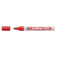 Edding 750 Medium Point Paint Marker Red