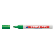 Edding 750 Medium Point Paint Marker Green