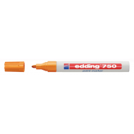 Edding 750 Medium Point Paint Marker Orange