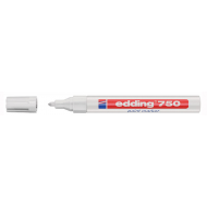 Edding 750 Medium Point Paint Marker White