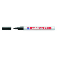 Edding 751 Fine Point Paint Marker Black