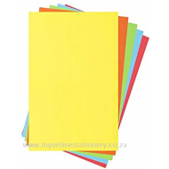 Nexx A4 160gsm Bright Board Assorted 100sheets