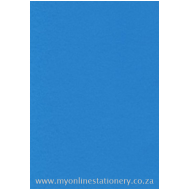 Nexx A4 160gsm Bright Board 100sheets Blue